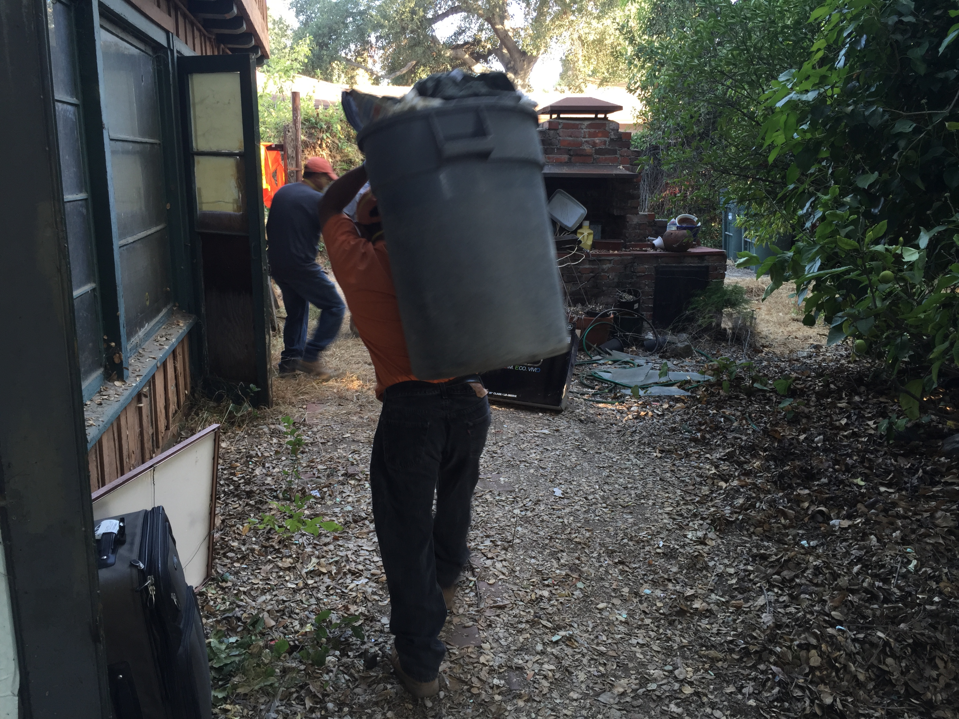 hoarder cleaning glendale